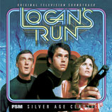 L'AGE DE CRISTAL (LOGAN'S RUN) MUSIQUE - LAURENCE ROSENTHAL (CD)