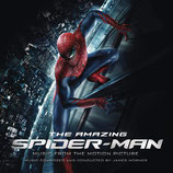 THE AMAZING SPIDER-MAN (MUSIQUE DE FILM) - JAMES HORNER (CD)