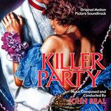 MACABRE PARTY (KILLER PARTY) MUSIQUE DE FILM - JOHN BEAL (CD)