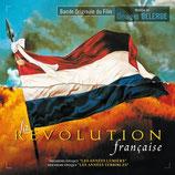 LA REVOLUTION FRANCAISE (MUSIQUE DE FILM) - GEORGES DELERUE (2 CD)
