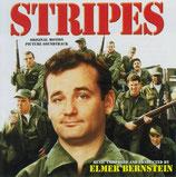 LES BLEUS (STRIPES) - MUSIQUE DE FILM - ELMER BERNSTEIN (CD)