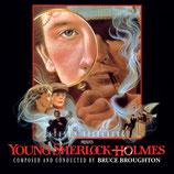 LE SECRET DE LA PYRAMIDE (YOUNG SHERLOCK HOLMES) - BRUCE BROUGHTON (2 CD)