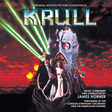 KRULL (MUSIQUE DE FILM) - JAMES HORNER (2 CD)