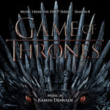 LE TRONE DE FER SAISON 8 (GAME OF THRONES) - RAMIN DJAWADI (2 CD)
