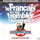 L'AMERICAIN (MUSIQUE DE FILM) - NICOLAS ERRERA (CD)