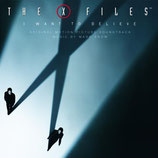 X FILES REGENERATION (THE X-FILES I WANT TO BELIEVE) - MARK SNOW (CD)