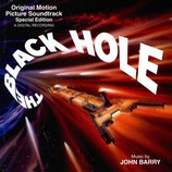 LE TROU NOIR (THE BLACK HOLE) MUSIQUE DE FILM - JOHN BARRY (CD)
