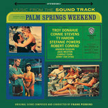 LES DINGUES SONT LACHES (PALM SPRINGS WEEKEND) - FRANK PERKINS (CD)