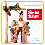 DAVEY DES GRANDS CHEMINS (SINFUL DAVEY) - KEN THORNE (CD)