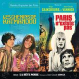 LES CHEMINS DE KATMANDOU (MUSIQUE) - JEAN-CLAUDE VANNIER (CD)