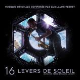 16 LEVERS DE SOLEIL (MUSIQUE DE FILM) - GUILLAUME PERRET (CD)