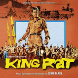 UN CAID (KING RAT) MUSIQUE DE FILM - JOHN BARRY (CD)