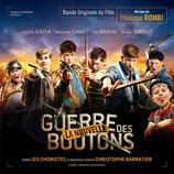 LA NOUVELLE GUERRE DES BOUTONS (MUSIQUE) - PHILIPPE ROMBI (CD)