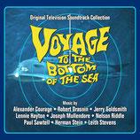 VOYAGE AU FOND DES MERS (MUSIQUE SERIE TV) - JERRY GOLDSMITH (4 CD)