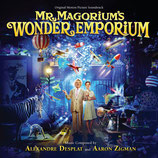 LE MERVEILLEUX MAGASIN DE MR MAGORIUM - ALEXANDRE DESPLAT (CD)