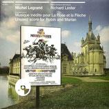 LES TROIS MOUSQUETAIRES (MUSIQUE DE FILM) - MICHEL LEGRAND (CD)