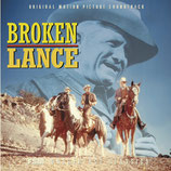 LA LANCE BRISEE (BROKEN LANCE) - MUSIQUE DE FILM - LEIGH HARLINE (CD)