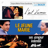 L'ART D'AIMER / UN AMOUR INTERDIT (MUSIQUE) - LUIS BACALOV (2 CD)