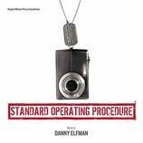 STANDARD OPERATING PROCEDURE (MUSIQUE) - DANNY ELFMAN (CD)