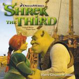 SHREK LE TROISIEME (SHREK THE THIRD) - HARRY GREGSON-WILLIAMS (CD)