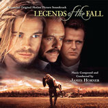 LEGENDES D'AUTOMNE (LEGENDS OF THE FALL) - JAMES HORNER (2 CD)