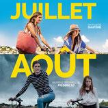 JUILLET AOUT (MUSIQUE DE FILM) - FREDERIC LO - ALEX BEAUPAIN (CD)