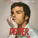 DEXTER SAISON 1 (MUSIQUE SERIE TV) - DANIEL LICHT - ROLFE KENT (CD)