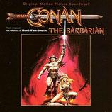 CONAN LE BARBARE (CONAN THE BARBARIAN) - BASIL POLEDOURIS (CD)