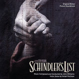 LA LISTE DE SCHINDLER (SCHINDLER'S LIST) MUSIQUE - JOHN WILLIAMS (CD)