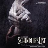 LA LISTE DE SCHINDLER (SCHINDLER'S LIST) MUSIQUE DE FILM - JOHN WILLIAMS (CD)