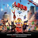 LA GRANDE AVENTURE LEGO (THE LEGO MOVIE) MUSIQUE - MARK MOTHERSBAUGH (CD)