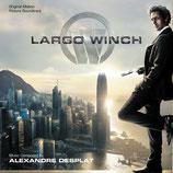 LARGO WINCH (MUSIQUE DE FILM) - ALEXANDRE DESPLAT (CD)