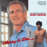 L'AFFRONTEMENT (HARRY & SON) MUSIQUE DE FILM - HENRY MANCINI (CD)