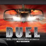 DUEL (MUSIQUE DE FILM) - BILLY GOLDENBERG (CD)