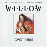 WILLOW (MUSIQUE DE FILM) - JAMES HORNER (CD)