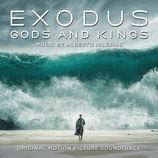 EXODUS GODS AND KINGS (MUSIQUE DE FILM) - ALBERTO IGLESIAS (CD)