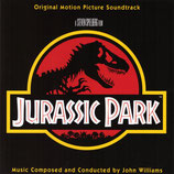 JURASSIC PARK (MUSIQUE DE FILM) - JOHN WILLIAMS (CD)
