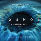 COSMOS : A SPACETIME ODYSSEY VOLUME 2 - ALAN SILVESTRI (CD)