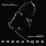 PREDATORS (MUSIQUE DE FILM) - JOHN DEBNEY (CD)