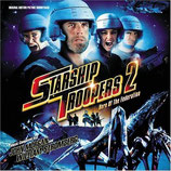 STARSHIP TROOPERS 2 - JOHN MORGAN - WILLIAM STROMBERG (CD)