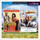 LA GITANE / LE LEOPARD (MUSIQUE DE FILM) - CLAUDE BOLLING (CD)