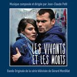 LES VIVANTS ET LES MORTS (MUSIQUE DE FILM) - JEAN-CLAUDE PETIT (CD)