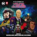 YOUNG JUSTICE : OUTSIDERS - KRISTOPHER CARTER (2 CD + AUTOGRAPHE)