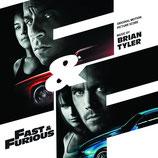 FAST & FURIOUS 4 (MUSIQUE DE FILM) - BRIAN TYLER (CD)