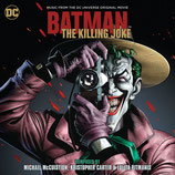BATMAN : THE KILLING JOKE (MUSIQUE DE FILM) - KRISTOPHER CARTER (CD)