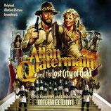 ALLAN QUATERMAIN ET LA CITE DE L'OR PERDUE (MUSIQUE DE FILM) - MICHAEL LINN - JERRY GOLDSMITH (CD)