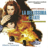 LA BELLISSIMA ESTATE (MUSIQUE DE FILM) - ALBERTO POMERANZ (CD)