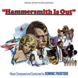 HAMMERSMITH IS OUT (MUSIQUE DE FILM) - DOMINIC FRONTIERE (CD)