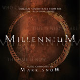MILLENIUM (MUSIQUE SERIE TV) - MARK SNOW (2 CD)
