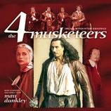 D'ARTAGNAN ET LES TROIS MOUSQUETAIRES - MATT DUNKLEY (CD)